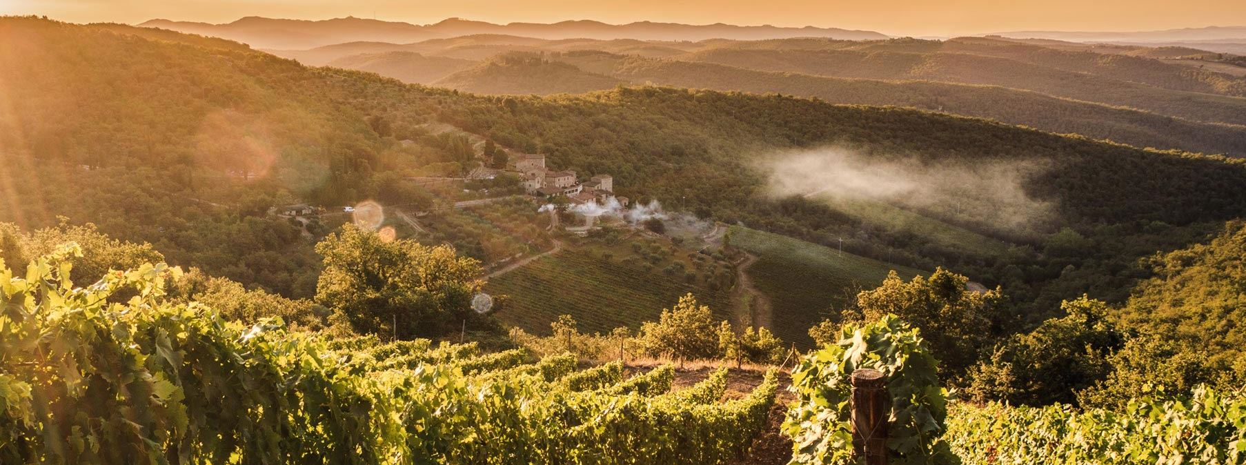 Chianti in Toscana