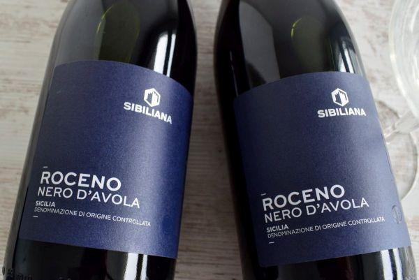 Sibiliana - Nero d'Avola 2019 Roceno