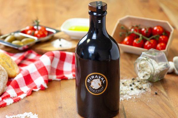 Miraval - Olivenöl Extra Vierge 2020 Bio