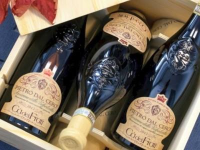 6er-Holzkiste Amarone 2012 Pietro dal Cero