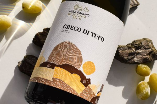 Villa Raiano - Greco di Tufo 2019