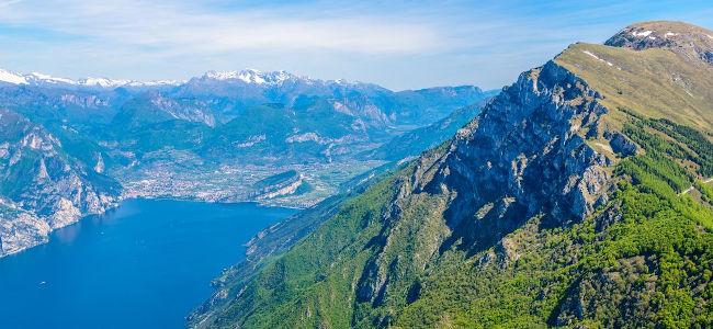 Gardasee und Südtirol