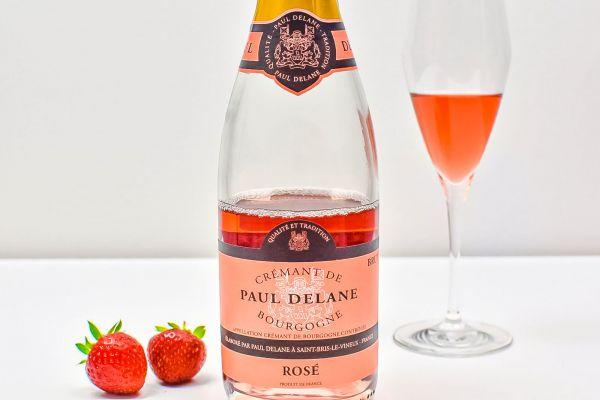 Paul Delane - Crémant de Bourgogne Rosé Brut