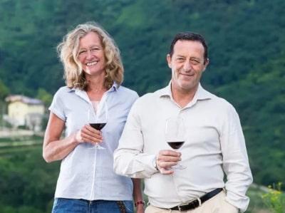Claudio und Cinzia Viviani