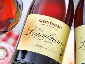 Cleto Chiarli - Lambrusco 2020 del Fondatore Secco