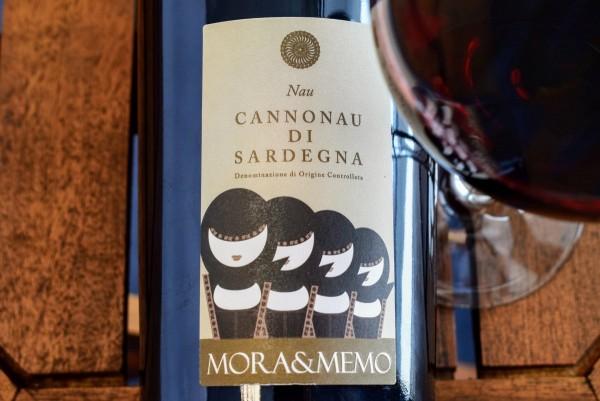 Cannonau di Sardegna 2018 Nau