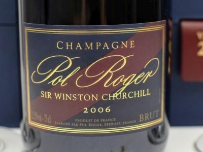 Pol Roger - Champagne 2006 Winston Churchill Brut