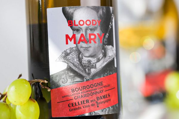 Cellier des Dames - Bourgogne Chardonnay 2018 Bloody Mary
