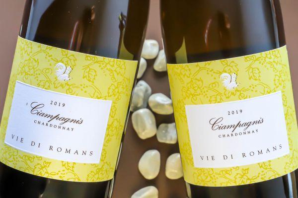 Vie di Romans - Chardonnay 2019 Ciampagnis