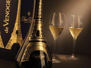 de Venoge - Champagner Tour Eiffel Brut