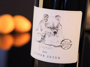 Oliver Zeter - Viognier 2020