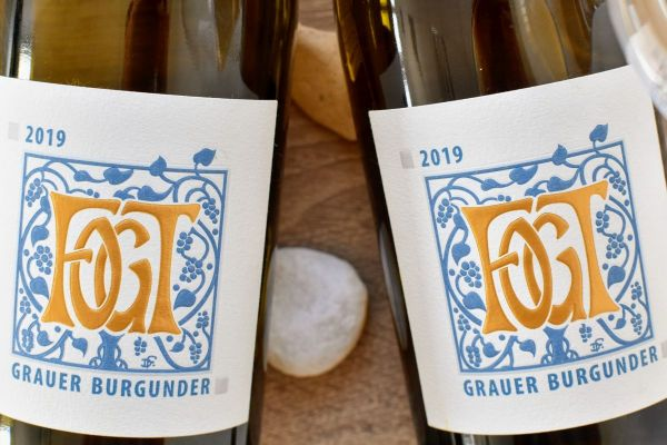 Georg Fogt - Grauer Burgunder 2019