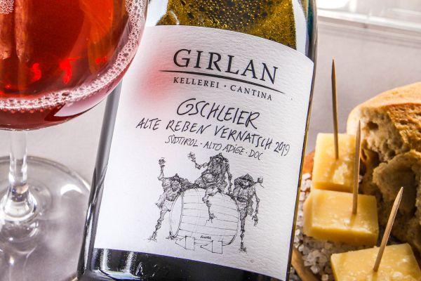Kellerei Girlan - Vernatsch 2019 Gschleier Alte Reben