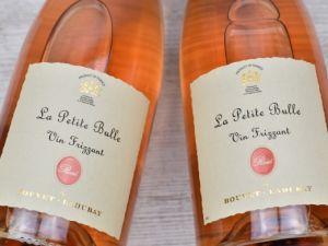 Bouvet Ladubay - La Petite Bulle Rosé Brut
