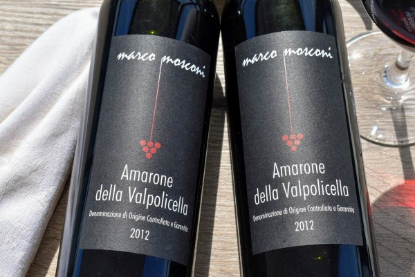 Marco Mosconi - Amarone 2012