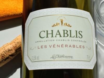 Chablisienne - Chablis 2016 Les Vénérables 2016