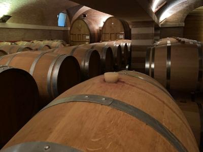 Weinkeller von Corte Figaretto