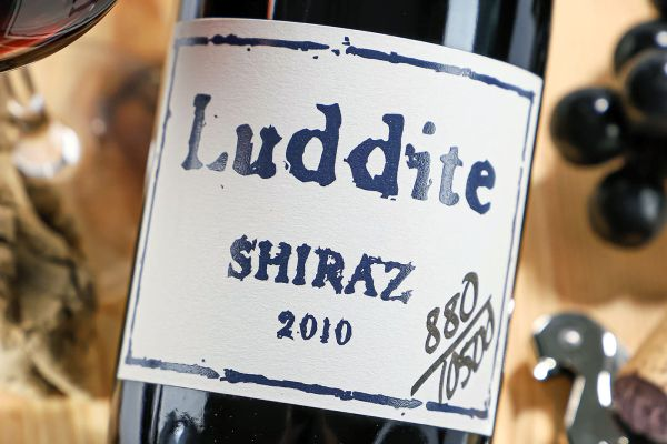 Luddite - Shiraz 2010 Luddite