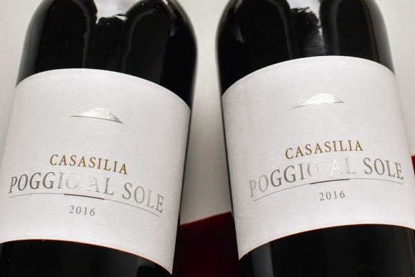 Poggio al Sole - Chianti Classico Gran Selezione 2016 Casasilia Bio