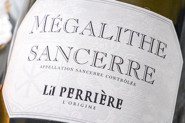 Saget La Perrière - Sancerre 2017 Mégalithe
