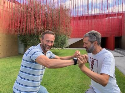 Paolo und Luca Pasini