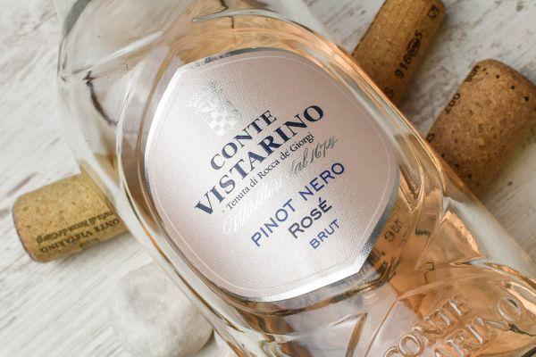 Conte Vistarino - Pinot Nero Rosé Brut