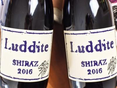 Luddite - Shiraz 2016