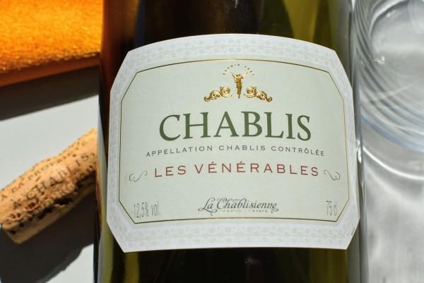 Chablisienne - Chablis 2017 Les Vénérables