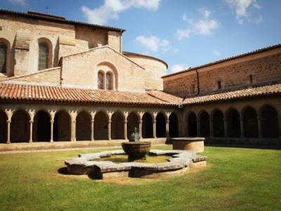 Die Abtei Saint-Hilaire, Ursprung des Blanquette de Limoux