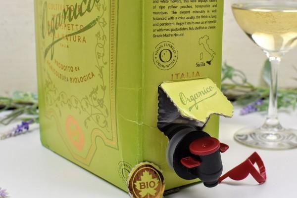 Zensa - Chardonnay 2019 Bio (3,0 Liter Bag in Box)