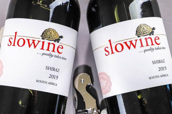 Slowine - Shiraz 2019