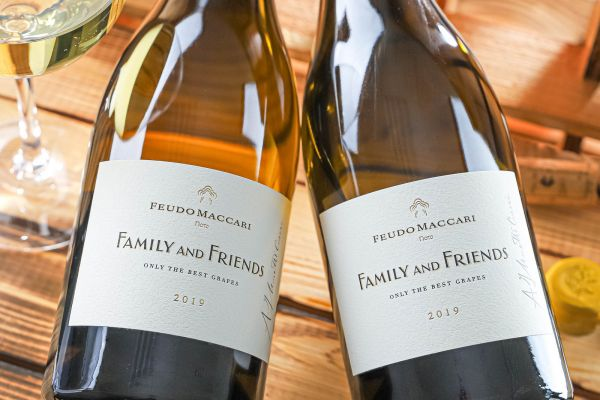 Feudo Maccari - Grillo 2019 Family and Friends Bio