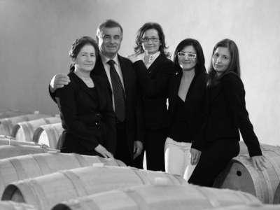 Bruna, Ettore, Cristina, Giuseppina und Silvia Ceschin