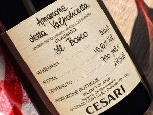 Cesari - Amarone Classico 2013 Il Bosco