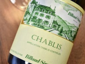 Billaud Simon - Chablis 2018
