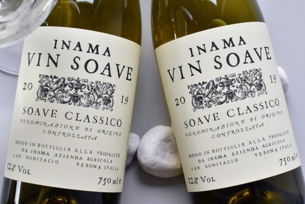 Inama - Vin Soave 2019 (Soave Classico)