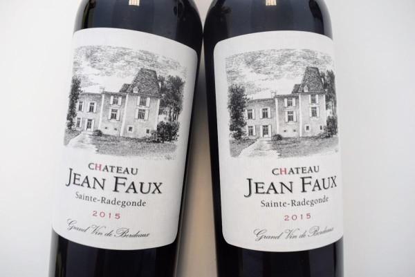 Bordeaux Supérieur 2015 Sainte Radegonde
