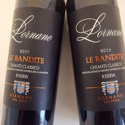 Chianti Classico Riserva 2015 Le Bandite
