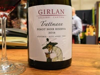 Pinot Noir Riserva 2016 Trattmann