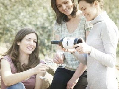 Alessandra, Meri und Valentina Tessari