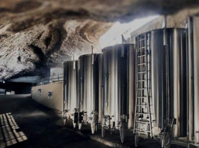 Höhlenkeller von Saget La Perrière