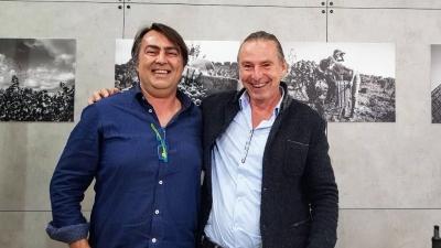 Filippo Cassano von Polvanera und Michael Liebert