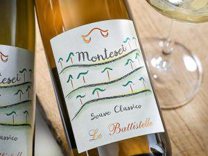 Le Battistelle - Soave Classico 2020 Montesei