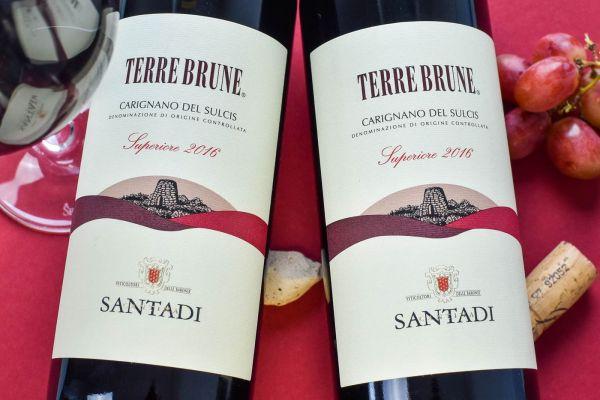 Cantina di Santadi - Carignano Superiore 2016 Terre Brune
