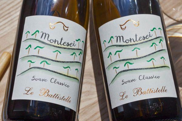 Le Battistelle - Soave Classico 2019 Montesei