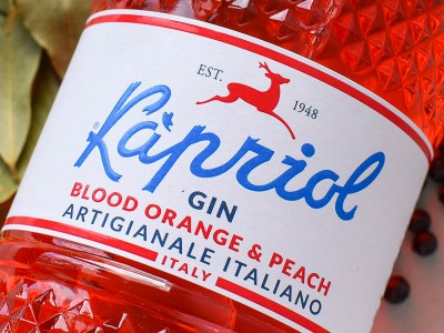 Kapriol Gin Blood Orange & ...