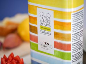 Frantoio Muraglia - Olivenöl  Intense Fruity Rainbow Tin 1,0 L