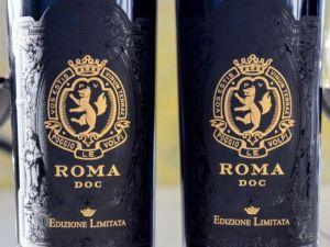 Poggio le Volpi - Roma Rosso 2015 Edizione Limitata