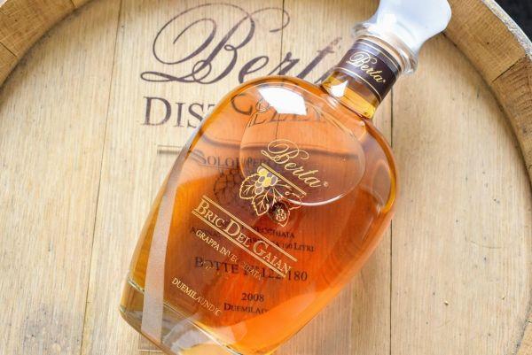 Berta Distillerie - Grappa Bric del Gaian 2012 (Moscato)