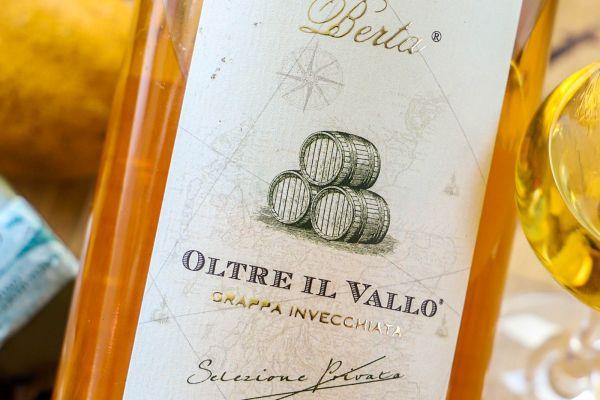 Berta Distillerie - Grappa Oltre il Vallo